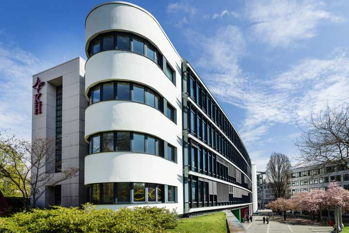 Katholische Hochschule Mainz, Foto: Carsten Costard
