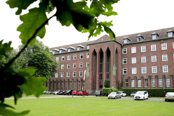 Katholische Hochschule NRW, Standort Paderborn